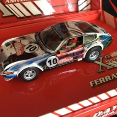 Slot Cars: FERRARI DAYTONA 365 GTB4 FLY ANIVERSARIO MINIAUTO. Lote 202711900