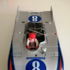 Slot Cars: PORSCHE 908 -3 DE FLY CAR MODEL FAST KIT MONTADO EN CAJA. Lote 204820082
