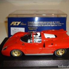 Slot Cars: FLY. FERRARI 512 S. REF. C4. Lote 205472003