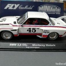 Slot Cars: E-682. 96036. BMW 3´5 CSL EDICION ESPECIAL MINIAUTO 2004 DE FLY. Lote 205582010