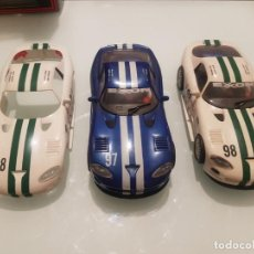 Slot Cars: LOTE DESGUACE VIPER FLY TIPO SCALEXTRIC SLOT. Lote 206839158