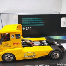 Slot Cars: FLY MAN TR1400 JARAMA 2004 ALFONSO DE ORLEANS BORBON REF. 08053. Lote 206936786