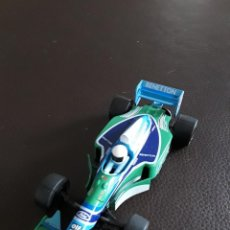 Slot Cars: SCALEXTRIC B194 BENETTON F1. Lote 207003386