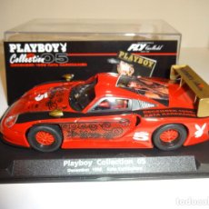 Slot Cars: FLY. PORSCHE 911. PLAYBOY COLLECTION 2005. REF. 99049. Lote 207041937
