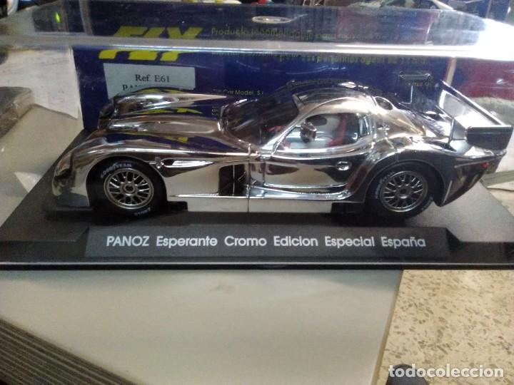 PANOZ ESPERANTE FLY CROMO EDICIÓN ESPECIAL ESPAÑA NUEVO CAJA (Juguetes - Slot Cars - Fly)