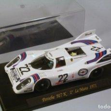 Slot Cars: FLY C51. PORSCHE 917K #22 1º LE MANS 1971 MARKO-VAN LENNEP. Lote 208224333