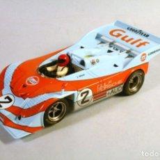 Slot Cars: FLY. PORSCHE 917/10 GULF #2 JACKIE OLIVER (SIN CAJA ). Lote 208666846