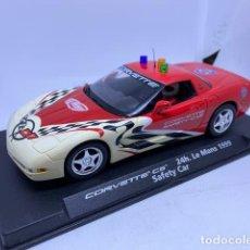Slot Cars: CORVETTE C6 DE FLY CAR MODEL. Lote 209943212