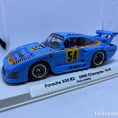 Slot Cars: PORSCHE 935 K3 DE FLY CAR MODEL. Lote 209944172