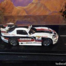 Slot Cars: DODGE VIPER GTS-R 1ºBRNO 2001 DE FLY. REF: A89. Lote 210612437