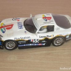 Slot Cars: FLY CHRYSLER VIPER GTS R LE MANS 1999 REF A-85 PLAY STATION EN PERFECTO ESTADO. Lote 213480550
