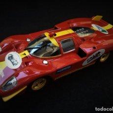 Slot Cars: FERRARI 512 S CODA LUNGA FLY REF. S22. Lote 213884861