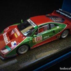 Slot Cars: FERRARI F40 GT FLY REF. 99104. Lote 213911090