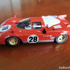 Slot Cars: FLY - FERRARI 512 S BERLINETTA. 3º DAYTONA 1970. REF. C21- N2. Lote 214110592
