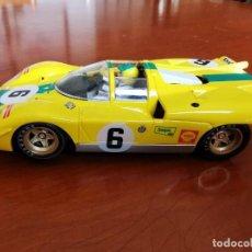 Slot Cars: FLY C2 FERRARI 512 S 4º IMOLA 1970 - N4 - MUY DIFICIL. Lote 214112733