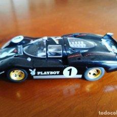 Slot Cars: FLY CAR MODEL FERRARI 512 S PLAYBOY - NUEVO - MUY DIFICIL - N10. Lote 214134238