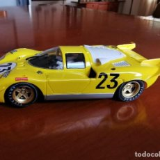 Slot Cars: FLY FERRARI 512 S BERLINETTA SPA 1970 - N12. Lote 214135055