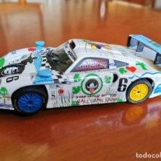 Slot Cars: PORSCHE 911 GT1 EVO DE PAUL NEWMAN DE FLY RF 521 - NUEVO - N50. Lote 214456742