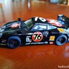 Slot Cars: PORSCHE 911 GT1 EVO DE FLY GB TRACK - NUEVO - N51. Lote 214457248