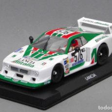 Slot Cars: LANCIA BETA MONTECARLO ALITALIA GIRO DE ITALIA 1979 (FLY CAR MODEL). Lote 215574705