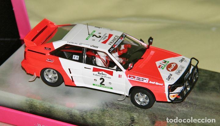 Slot Cars: Audi Quattro Michelle Mouton Edición Limitada Lady Racer (Fly Car Model) - Foto 4 - 215743602
