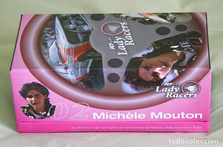 Slot Cars: Audi Quattro Michelle Mouton Edición Limitada Lady Racer (Fly Car Model) - Foto 8 - 215743602