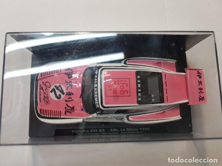 Slot Cars: Coche Slot Fly Porsche 935 K3 24h Le Mans 1980 en blister original - Foto 2 - 217370882