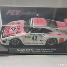 Slot Cars: COCHE SLOT FLY PORSCHE 935 K3 24H LE MANS 1980 EN BLISTER ORIGINAL. Lote 217370882