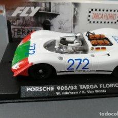 Slot Cars: E2026 - PORSCHE 908/02 Nº272 TARGA FLORIO 1969 DE FLY. Lote 217995870