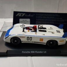 Slot Cars: COCHE SLOT FLY PORSCHE 908 FLUNDER LH SHELL EN BLISTER ORIGINAL MADE IN SPAIN. Lote 219335860