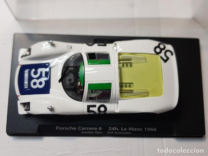 Slot Cars: Coche Slot Fly Porsche Carrera 6-24h.Le Mans 1966 en blister made IN Spain - Foto 2 - 219516087