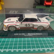 Slot Cars: FLY BMW 3,5 CLS MONTERREY HISTORIC. Lote 220743085