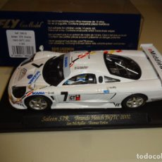 Slot Cars: SCALEXTRIC. SALEEN S7R . REF. 88016. Lote 221530382