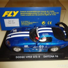 Slot Cars: SCALEXTRIC. DODGE VIPER GTS-R . REF. A2. Lote 221531572