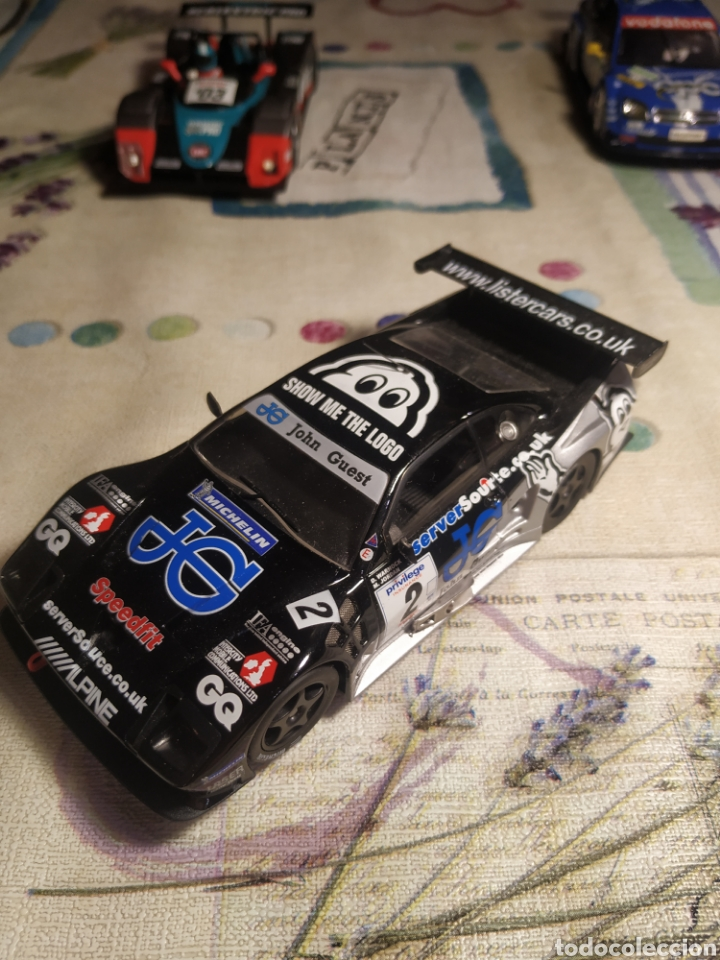 Slot Cars: Scalextric fly mister storm - Foto 2 - 222179036