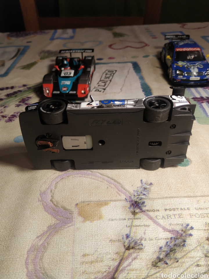 Slot Cars: Scalextric fly mister storm - Foto 5 - 222179036