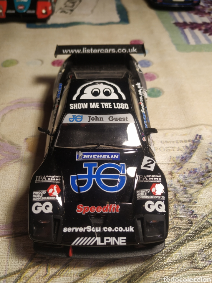 SCALEXTRIC FLY MISTER STORM (Juguetes - Slot Cars - Fly)