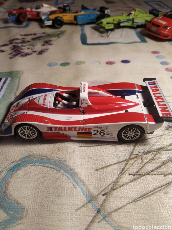 Slot Cars: Scalextric fly lola b98 10 - Foto 2 - 222180208