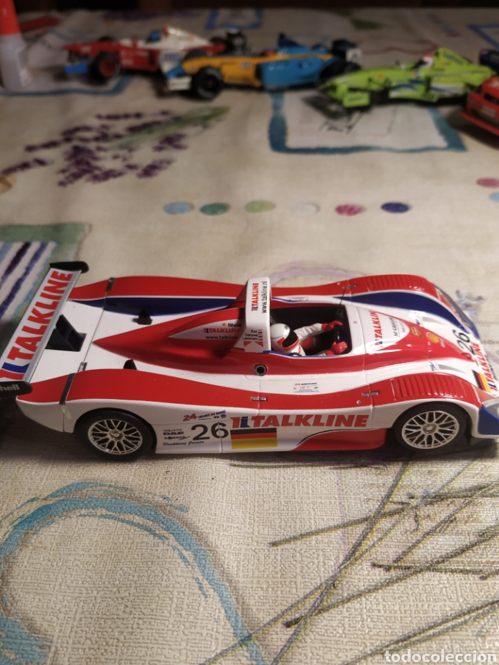Slot Cars: Scalextric fly lola b98 10 - Foto 4 - 222180208