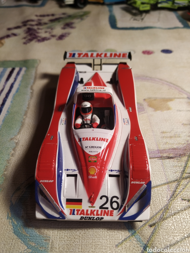 SCALEXTRIC FLY LOLA B98 10 (Juguetes - Slot Cars - Fly)