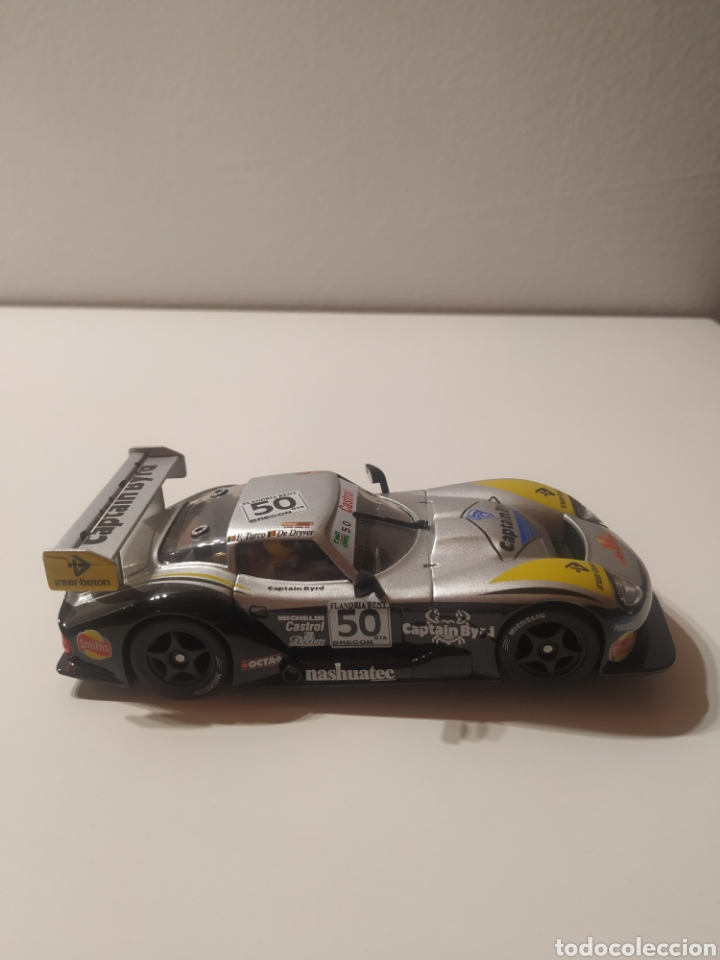 Slot Cars: Scalextric fly marcos 600 lm - Foto 4 - 222183501