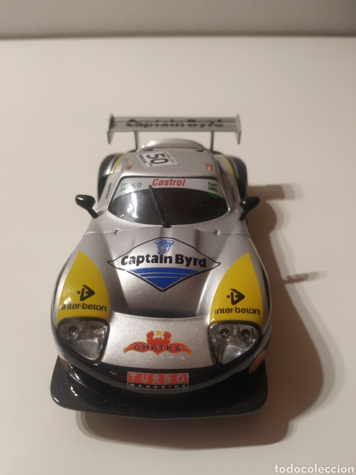 SCALEXTRIC FLY MARCOS 600 LM (Juguetes - Slot Cars - Fly)