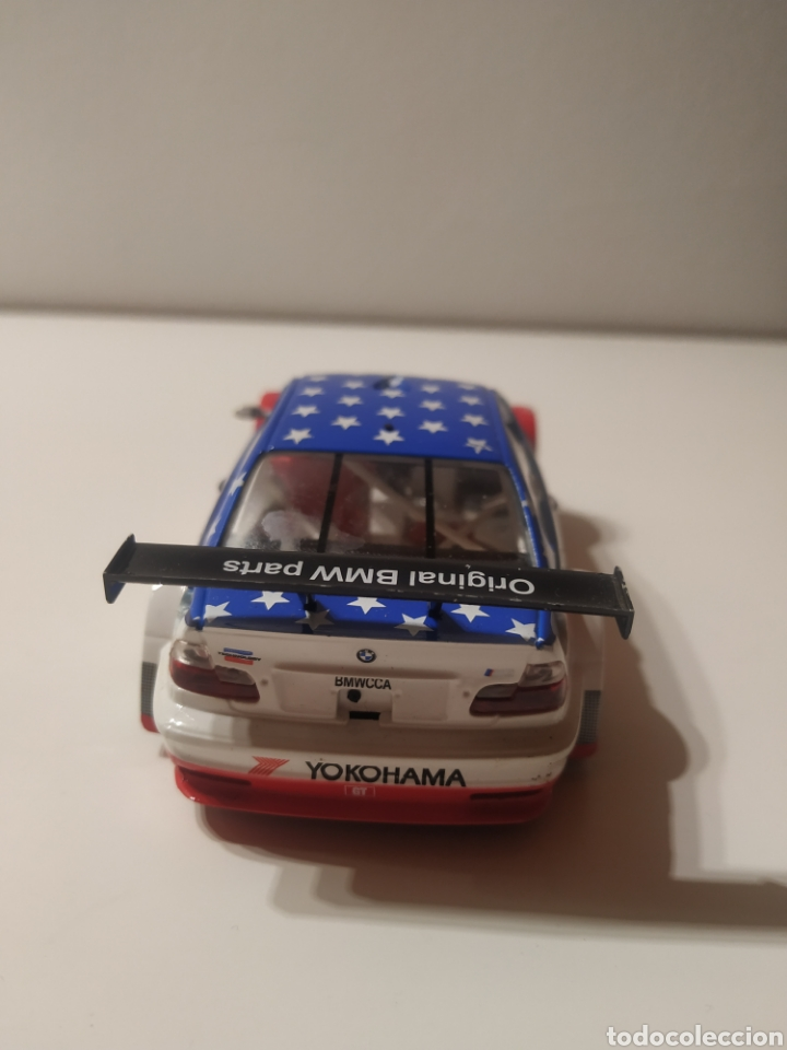 Slot Cars: Scalextric fly BMW M3 gtr Racing - Foto 3 - 222184568