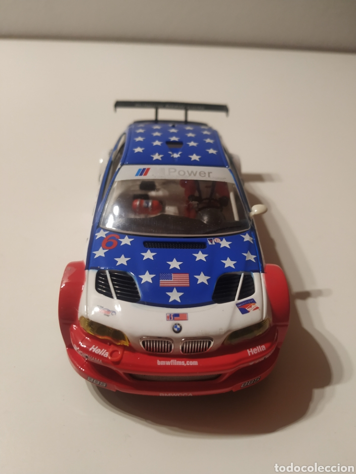 SCALEXTRIC FLY BMW M3 GTR RACING (Juguetes - Slot Cars - Fly)