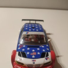 Slot Cars: SCALEXTRIC FLY BMW M3 GTR RACING. Lote 222184568