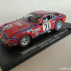 Slot Cars: FLY FERRARI 365 GTB/4. Lote 222269845