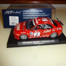 Slot Cars: FLY. ALFA ROMEO 156 GTA. REF. 88108. Lote 222312226