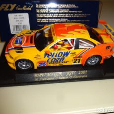 Slot Cars: FLY. BMW M3 GTR. REF. 88017. Lote 222312390