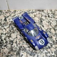 Slot Cars: COCHE FLY CLASSIC LOLA T70 MK 3B COLOR NARANJA - NUEVO - N22. Lote 222346422