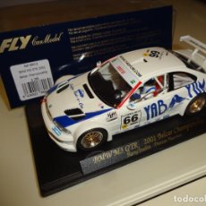 Slot Cars: FLY. BMW M3 GTR 2001. REF. 88013. Lote 222444658